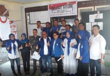 PAN Partai Pertama yang Mendaftar di KPU Boltim