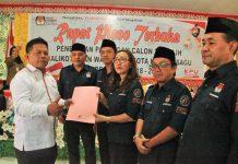 KPU Resmi Tetapkan Pasangan TB-NK Pemenang Pilwako Kotamobagu