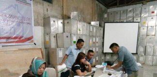 "KPU Bolmong Gelar Rakor Terkait Aplikasi ""Silon"""
