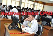 Pendaftaran CPNS Dibuka, Masyarakat Serbu BKPP Kotamobagu