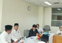 Wabub Bolsel Asistansi Pemanfaatan Simdaren ke BPKP Pusat