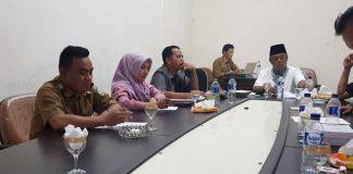 DPRD Bolmut Gelar Rapat Banmus Mantapkan Pelantikan Ketua dan Wakil Ketua
