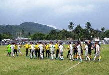 Boltim FC Tahan Lajunya Keseblasan Persis Sangihe