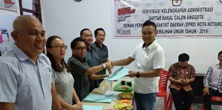KPU Kotamobagu Tetapkan DPT Pemilu 2019, Ini Jumlahnya