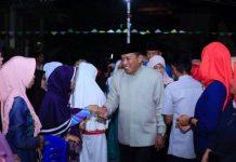Ini Pesan Bupati Bolmut saat Menghadiri Halal Bihalal Alkhairaat Bintauna