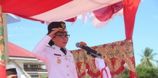 Rangkaian HUT ke-73 RI di Bolmong Berlangsung Meriah