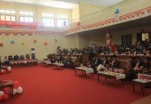 DPRD Gelar Rapat Paripurna Istimewa Mendengarkan Pidato Presiden RI