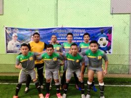 Libas JKM dengan Skor 6-3, JKBM Tembus ke Final JFC Manado 2018