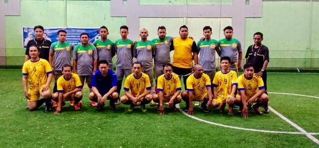 Dua Kali Pesta Gol, JKBM Melenggang Mulus ke Semi Final JFC Manado