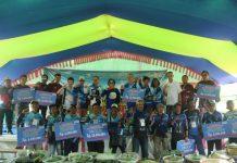 Lomba Fishing Tournament 2018 Pemkab Bolmong Berlangsung Meriah
