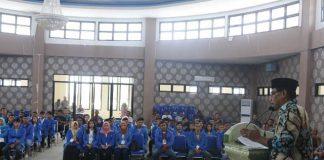 Bupati Sambut Mahasiswa KKN Unima Periode Dua Tahun 2018
