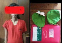 Ibu Hamil 8 Bulan Ini Diringkus Tim Res Narkoba Polres Bolmong Lantaran Kedapatan Bawa Narkoba