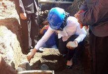 Wali Kota Letakkan Batu Pertama Pembangunan Puskesmas Rawat Inap Kotobangon