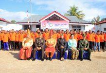Wali Kota Pimpin Upacara Peringatan HUT ke-73 RI di Rutan Kotamobagu