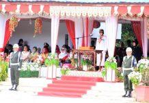 Wali Kota Irup Peringatan Detik-detik Proklamasi Tsahun 2018