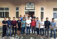 Bupati Bolsel Tatap Muka dengan Pelajar dan Mahasiswa Asal BMR di Makassar