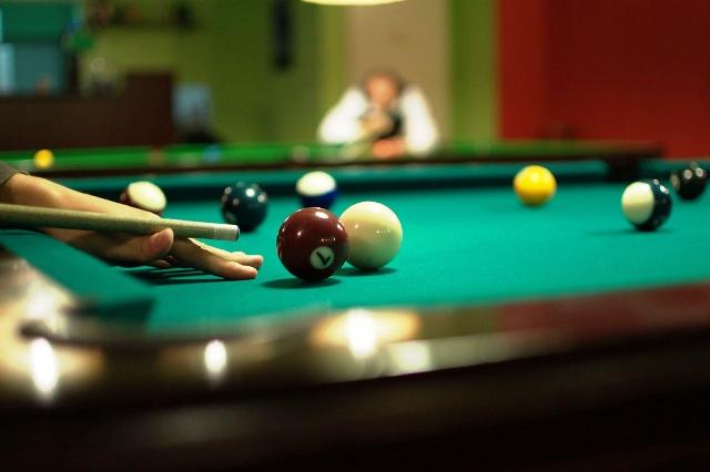Permainan Biliard di Poyowa Besar II Dikeluhkan Warga