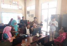 Sediakan Fasilitas Wifi Gratis, Diskominfo Bolmong Diserbu Pelamar CPNS