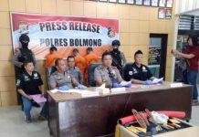Polres Bolmong Segera Limpahkan Berkas Dugaan Kasus Pencurian Kabel di PT Conch