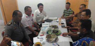 KPU Bolmong Gelar Rakor Persiapan Kampanye