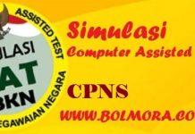 Astaga!, Hasil Simulasi CAT CPNS Kota Kotamobagu Hanya 63 Orang Lulus