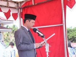 Pemkab Bolmong Gelar Upacara Peringatan HUT ke-54 Provinsi Sulut