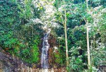 Air Terjun Boliagonan Potensi Wisata Baru di Kota Kotamobagu