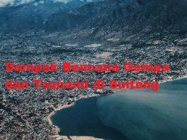 Kerugian Dampak Bencana Sulawesi Tengah Mencapai Rp18,48 Triliun