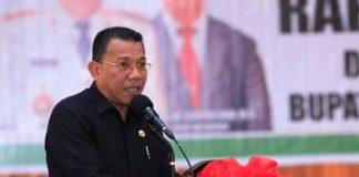 Pemkab Bolmut Gelar Raker Pemantapan Visi Misi Bupati dan Wakil Bupati Periode 2018-2023