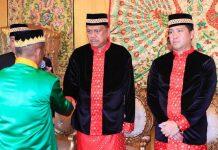 "Gubernur dan Wakil Gubernur Sulut Dianugerahi Gelar Adat ""Kidoni Kiombu Agu Kiapango Doni Kiombu"""