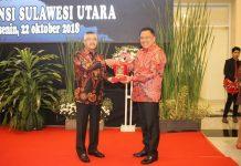 Ketua Mahkamah Agung Puji Kemajuan Ekonomi dan Pariwisata di Sulut