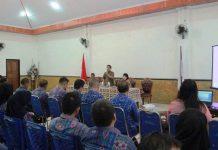 SKPD di Lingkungan Pemkot Kotamobagu Diminta Tingkatkan Pelayanan Publik