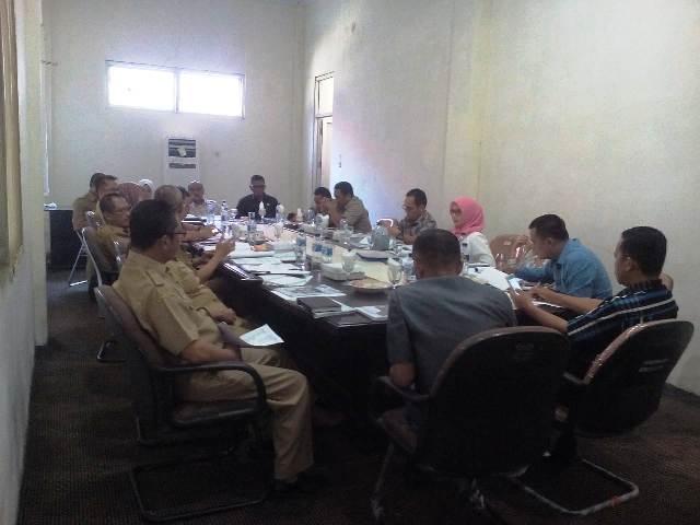 DPRD Bolmut Gelar Rapat Banmus Pembahasan KUA-PPAS APBD-P Tahun Anggaran 2018