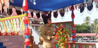 Pemkab Bolmong Gelar Upacara Hari Sumpah Pemuda ke-90 Sekaligus Launcing Logo CHM