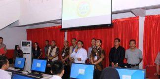 Wakil Wali Kota Resmi Membuka Pelaksanaan Ujian SKD CPNS Kotamobagu Tahun 2018
