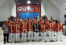 GM Putra Kota STB Juara 1 Lomba Masamper se-Sulut