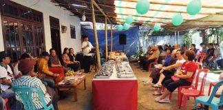 Herson Mayulu Disambut Baik oleh Masyarakat Desa Tandengan