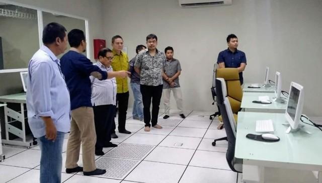 KIP Puji Keberadaan Data Center Milik Pemkot Kotamobagu