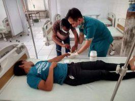 Oknum HRD WNA di PT Conch Diduga Aniaya Warga yang Mengalami Cacat Fisik