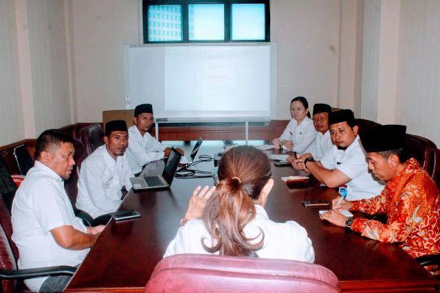 Pemkab Bolsel Konsultasi Perhitungan Tunjangan Kerja ke Pemprov DKI Jakarta