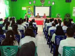Wakili Bupati, Sekda Buka Ujian CAT SKD CPNS Bolmong Tahun 2018