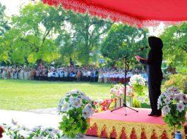 Wali Kota Kotamobagu Irup Hari Pahlawan Tahun 2018