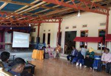 TPID se-Kecamatan Tibawa Lakukan Studi Tiru di Boltim