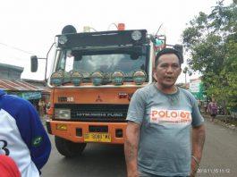 Tanpa Ada Patwal, Tronton Bermuatan Alat Berat Dicegat Warga, Berikut Videonya