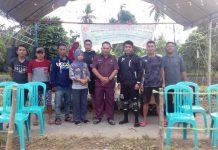 Pemuda Karang Taruna Pelopor Jaya Desa Bulawan Satu Gelar Turnamen Futsal