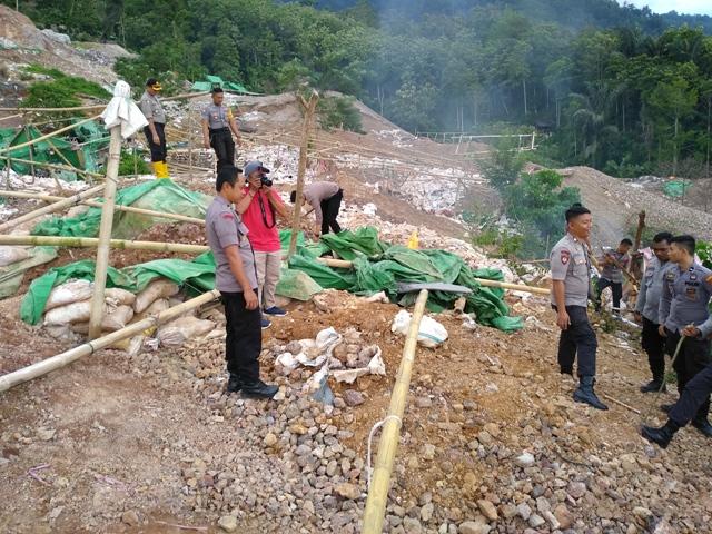 Lokasi Tambang Terlarang Desa Bakan Ditertibkan?
