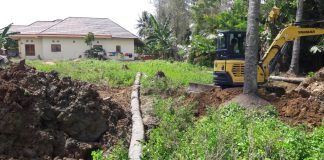 Dinilai Tidak Aman, Pembangunan SUTT di Pinolosian Kembali Dikomplain