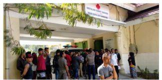 RSUD Kota Kotamobagu Terima 12 Pasien Korban Longsor Tambang Bakan, Ini Nama-namanya