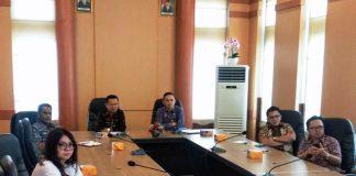 Pansel Sekda Kota Kotamobagu Lakukan Rapat Perdana