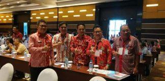 Wabup Paparkan Empat Prioritas Pembangunan Bolmong di Depan Gubernur Sulut